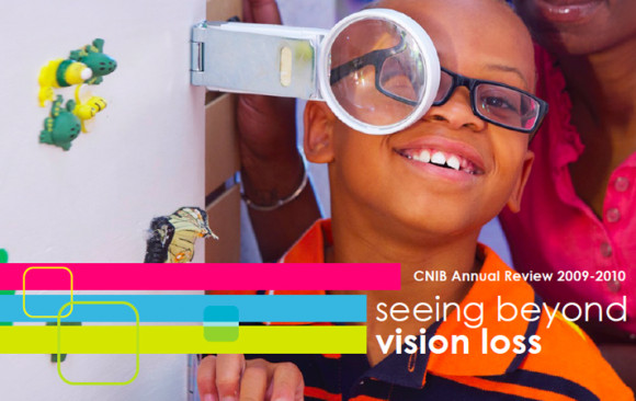Seeing Beyond Vision Loss