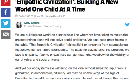 Huffington Post OpEd